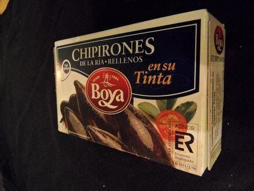 Chipirones in eigenerTinte Dose 110/61 g